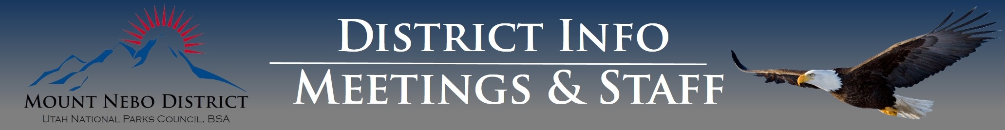 District Committee Resources District Webpage