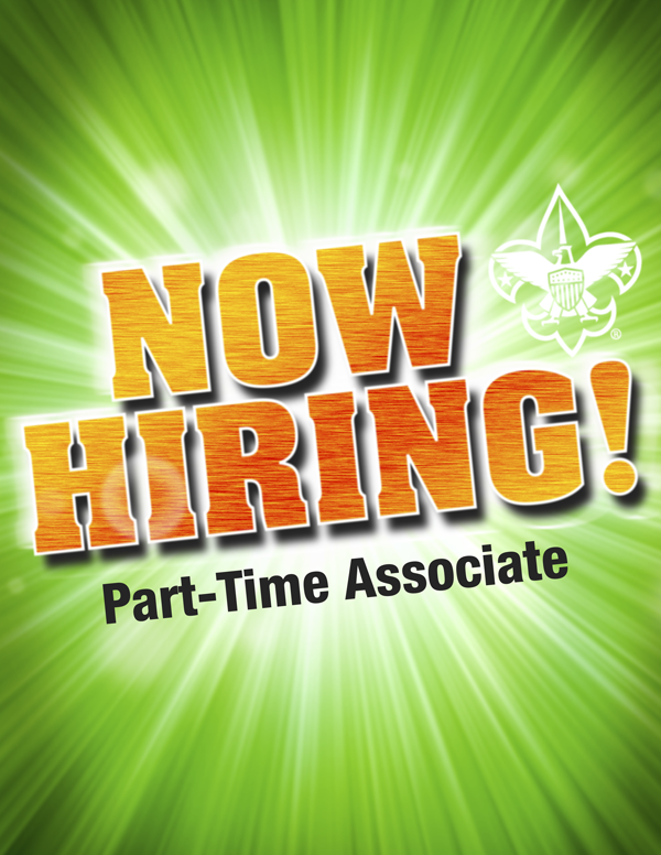 Now Hiring Part-Time Associates