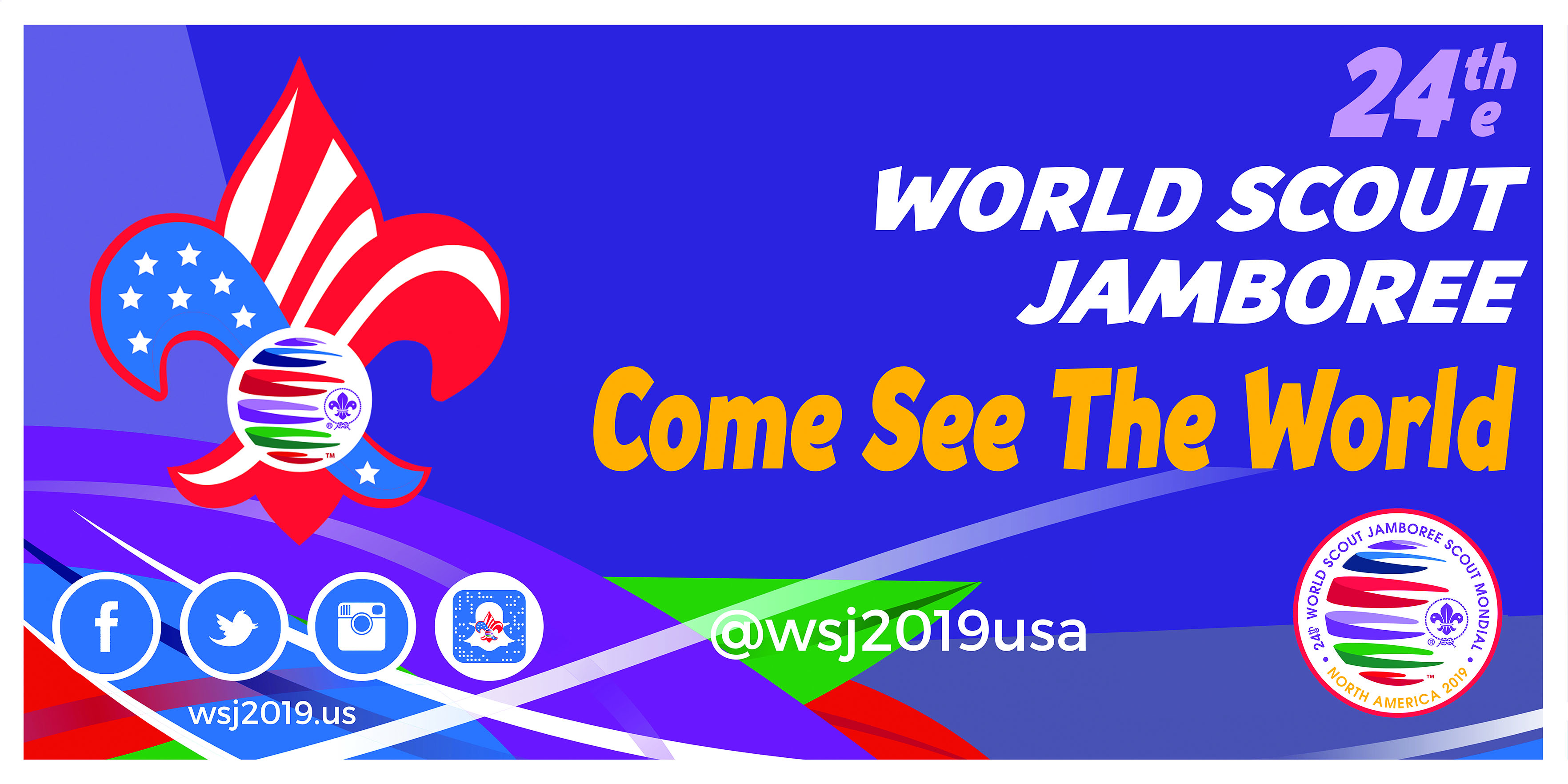 World Scouting Jamboree 2019