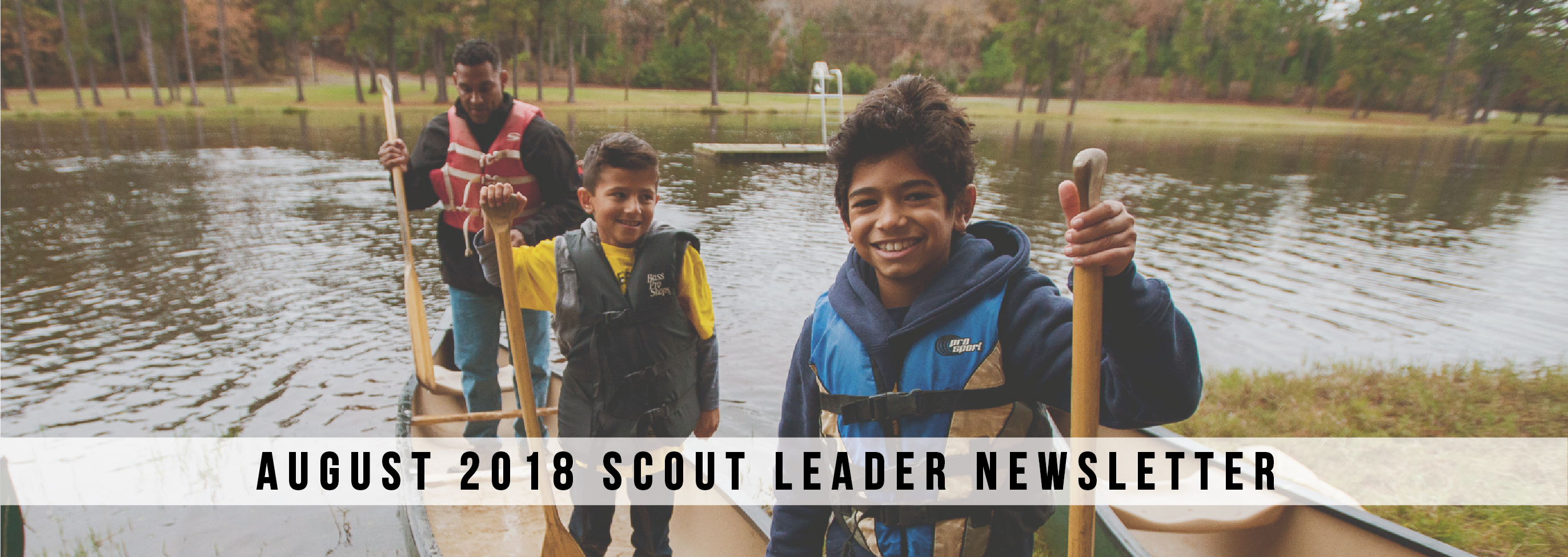 July 2018 Leader Newsletter