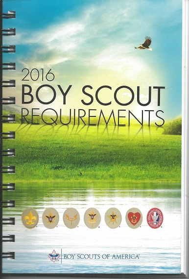 2016 Requirements Book