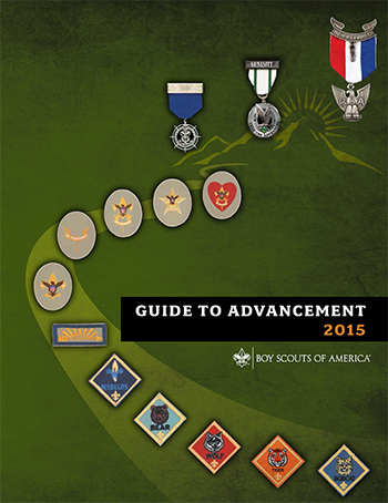 Guide to Advancement 2015 Cover