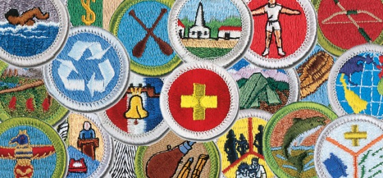 Merit Badge Montage