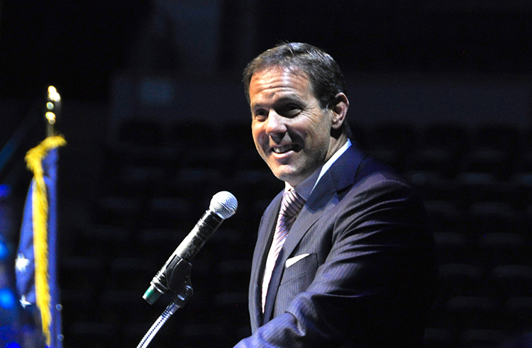 2018 Sports Breakfast Keynote Speaker was Brian Griese