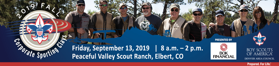 Fall Coporate Sporting Clays, 9-13-2019