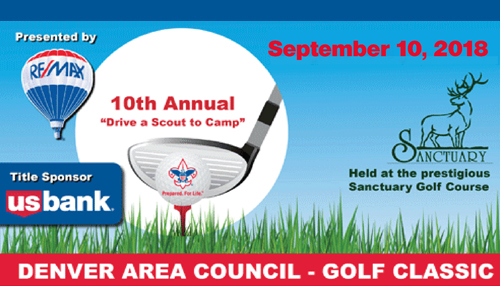 2018 Drive a Scout to Camp Golf Classic