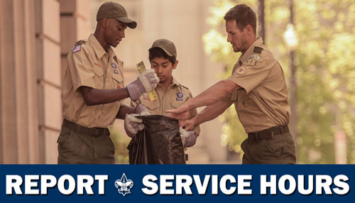 Report Service Hours