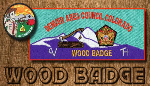 Wood Badge