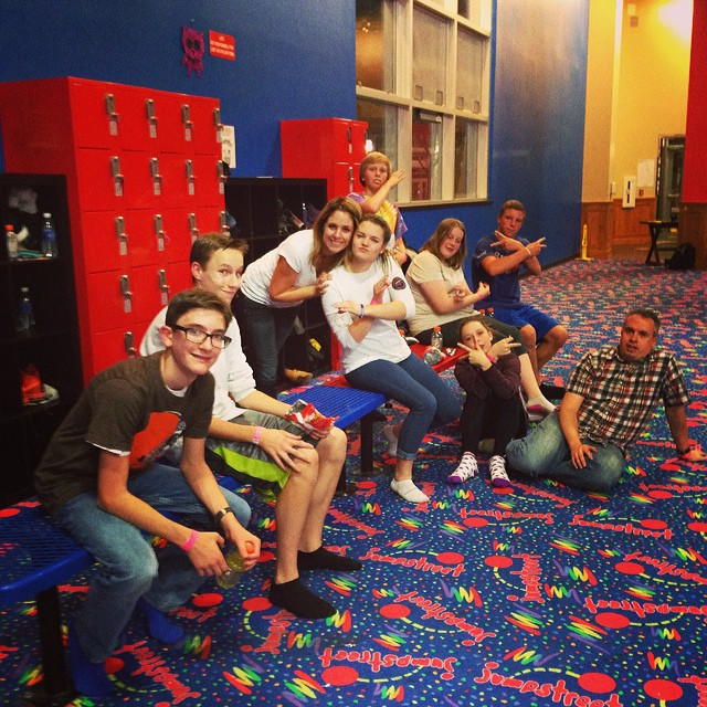 Youth Fun after Denver After Dark JumpStreet