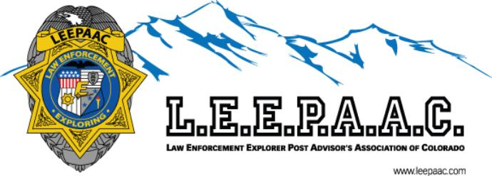 Law Enforcement Explorer Post Advisors Association of Colorado