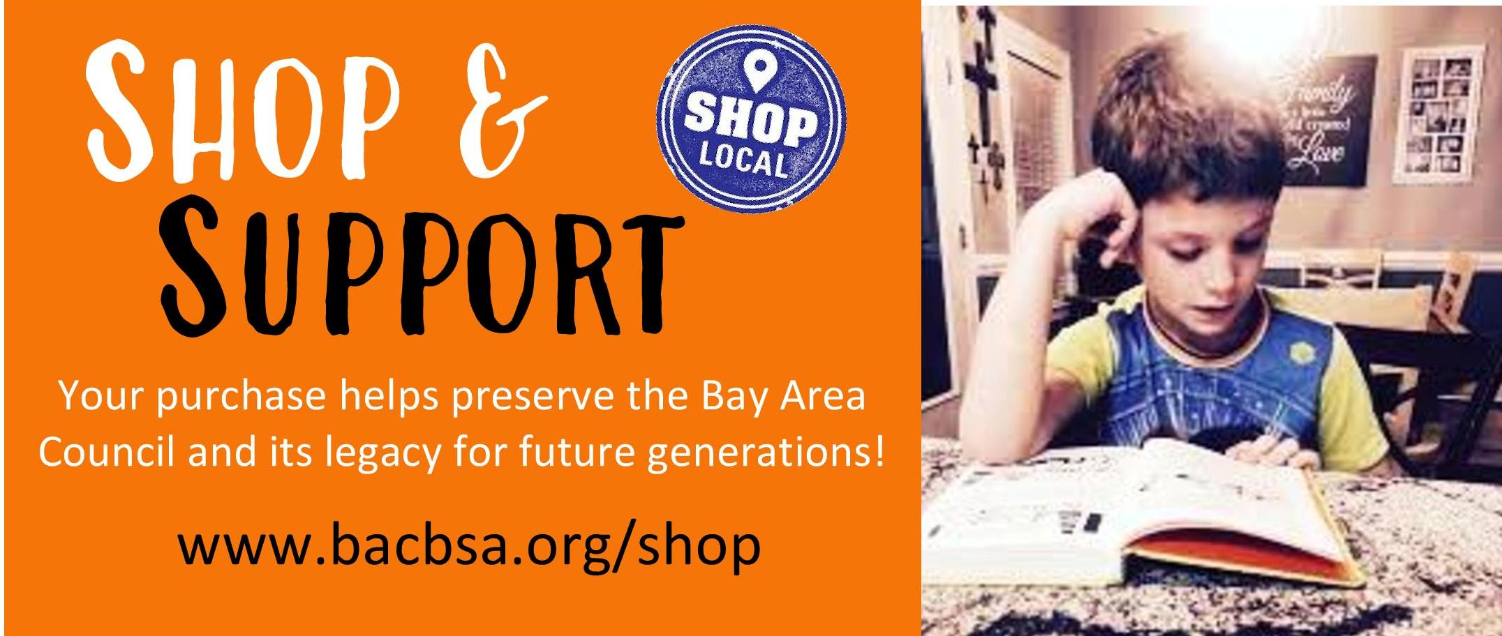 Bay Area Council Scout Shop
