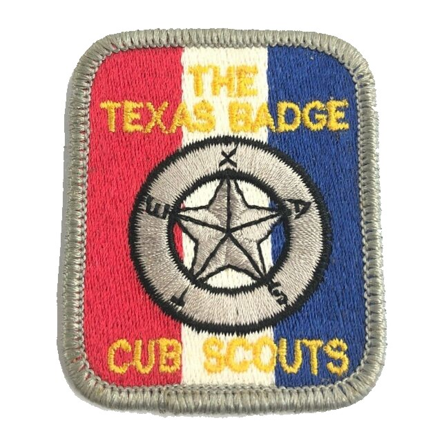 The Texas Badge Cub Scouts