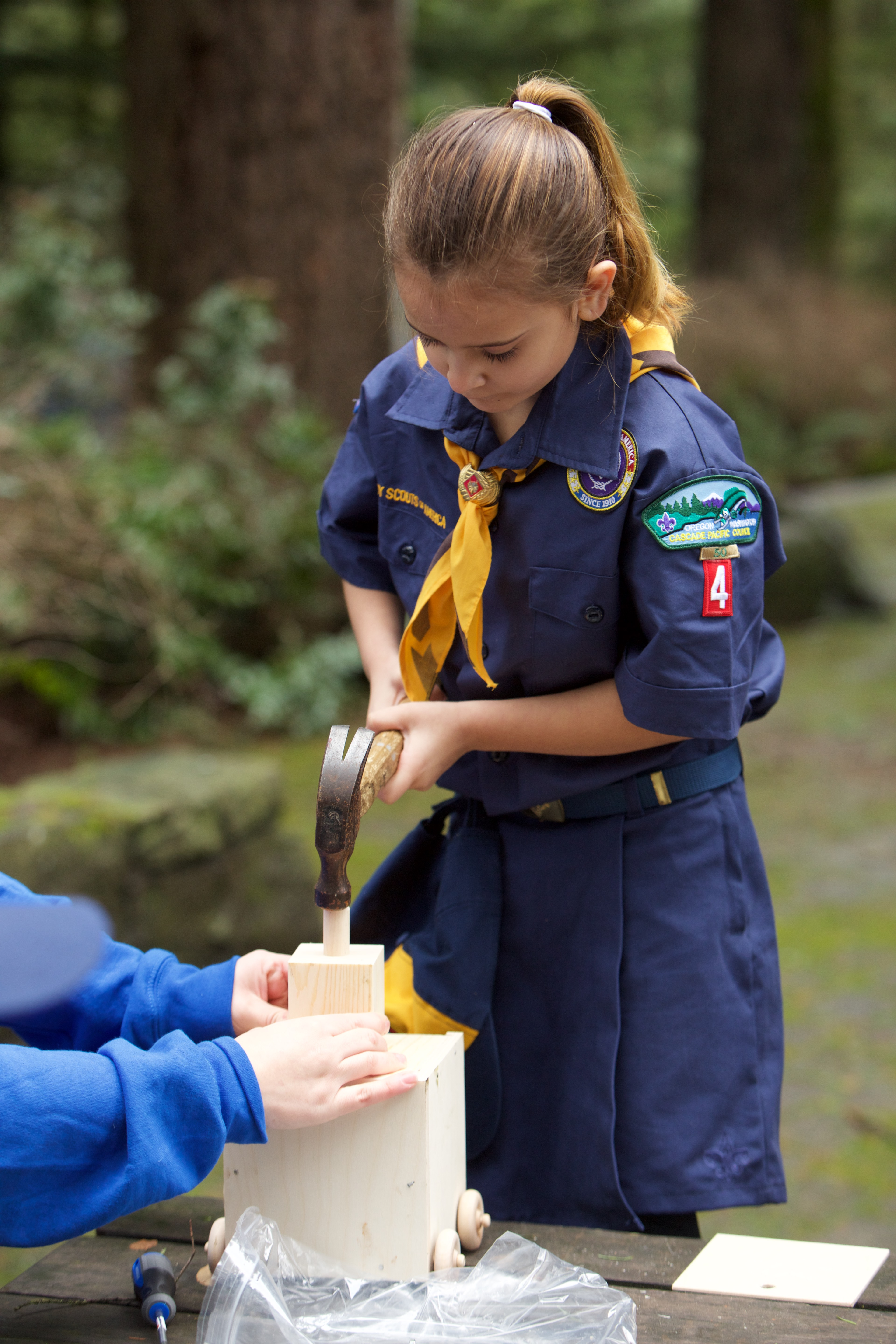 Cub Scout Summer Camp