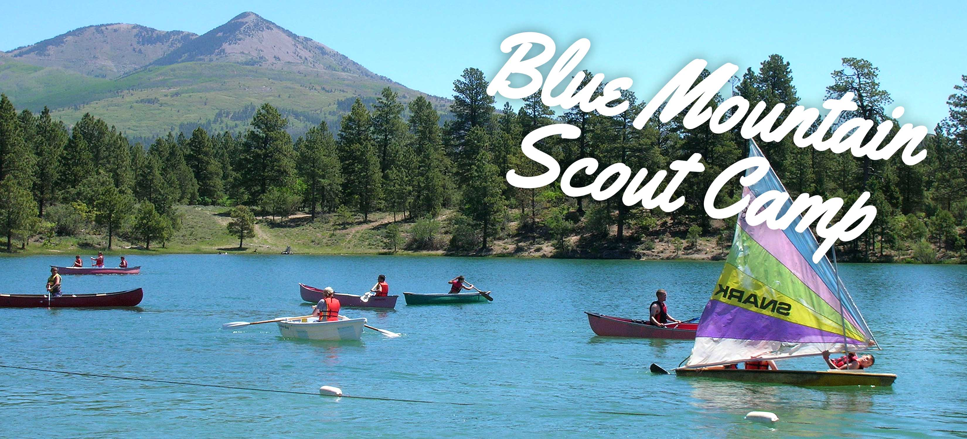 Blue Mountain Scout Camp