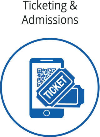 Ticketing & Admissions