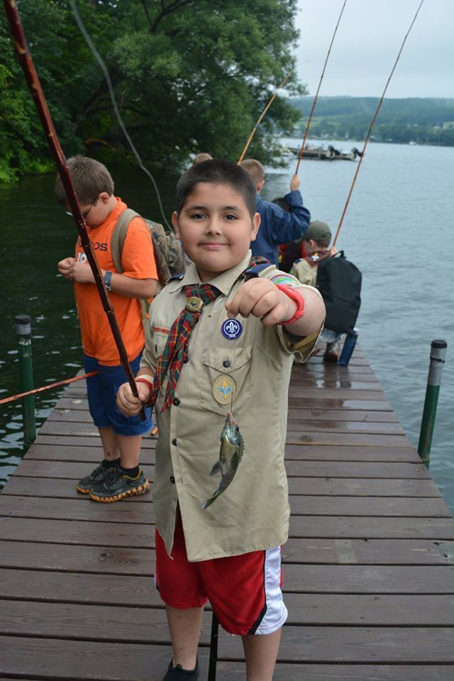 Cub Scout Adventure Camp Overnight