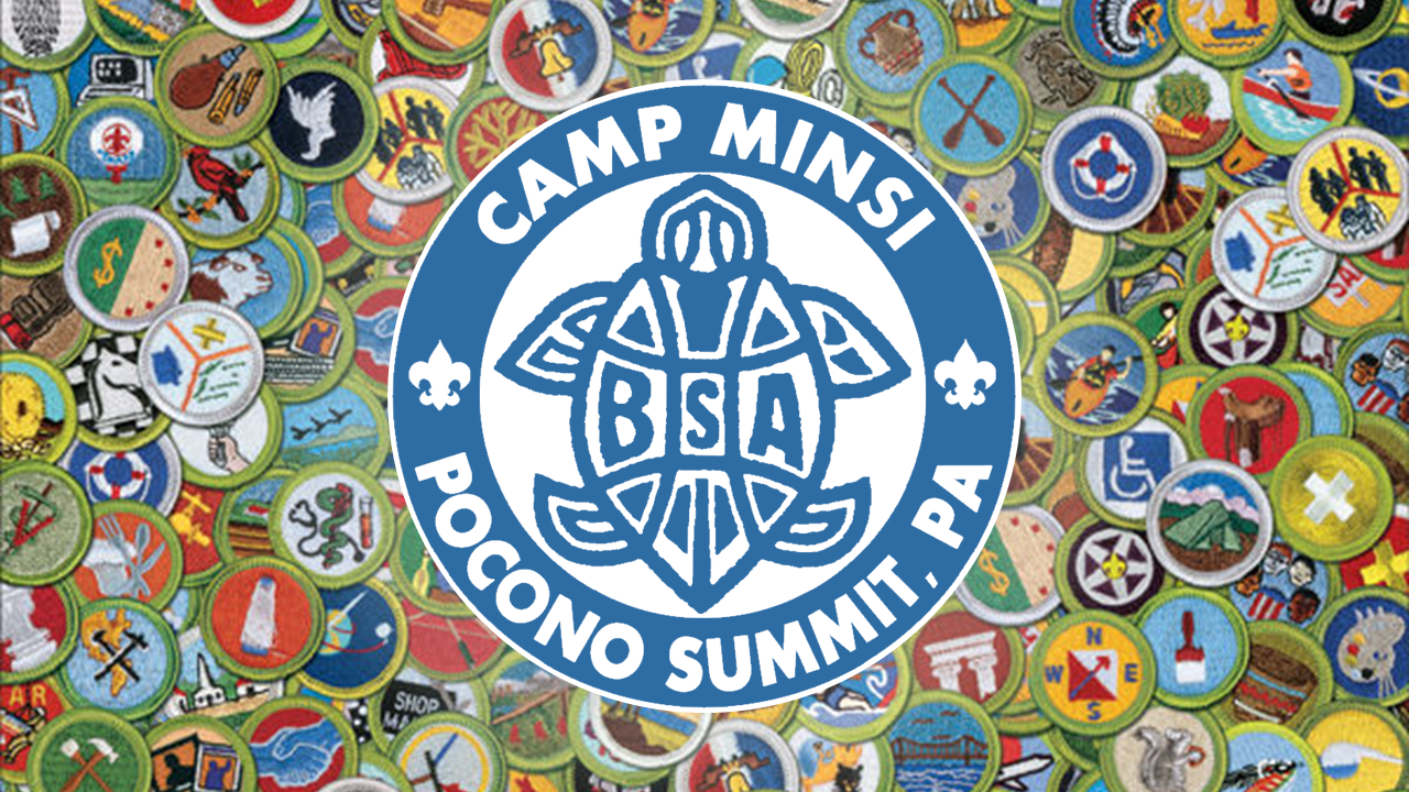 12 Cool Merit Badges to Earn at Camp Minsi
