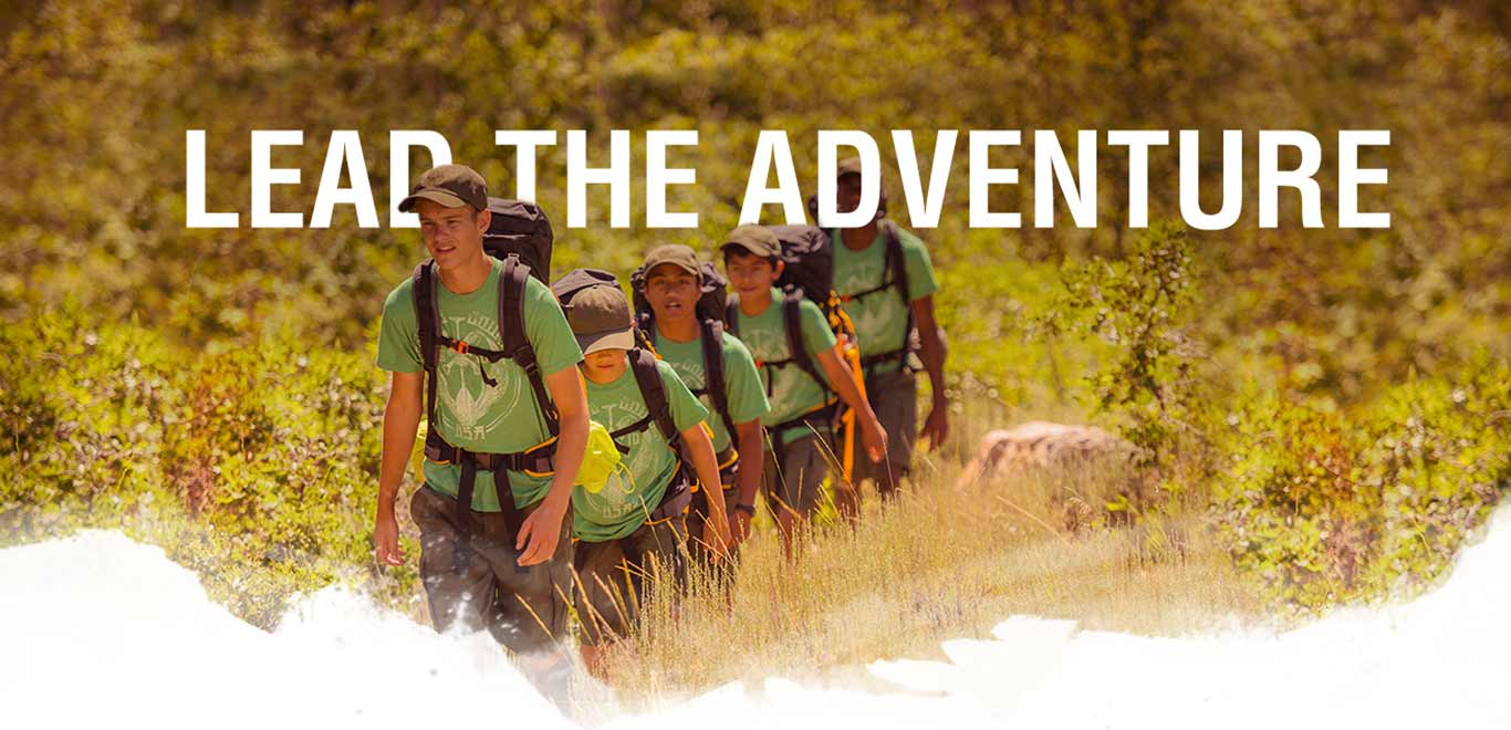 Lead the Adventure