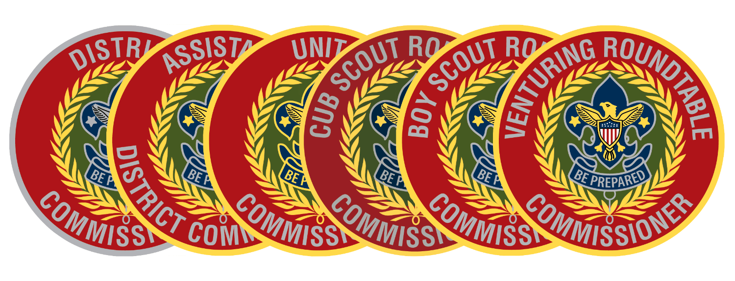 Commissioner Patches