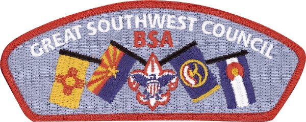 Great Southwest Council, BSA Patch
