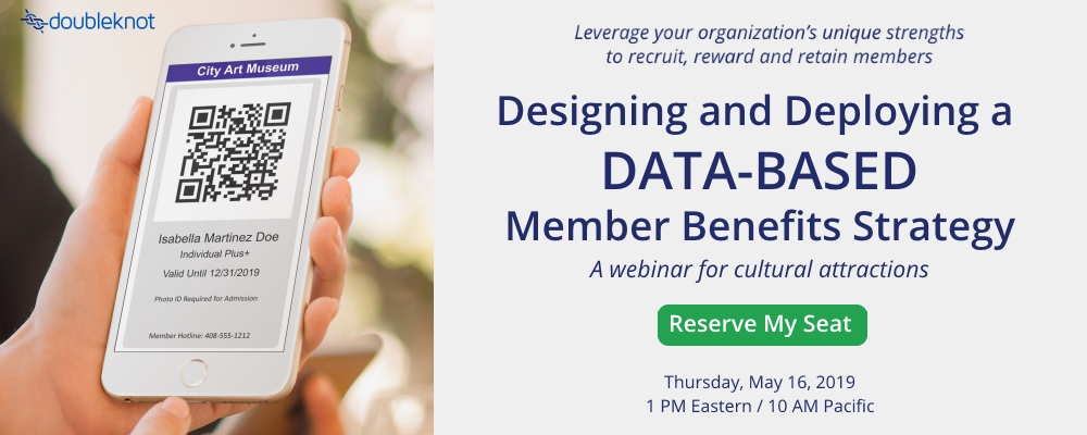 Webinar: Designing and Deploying a Data-Based Member Benefits Strategy