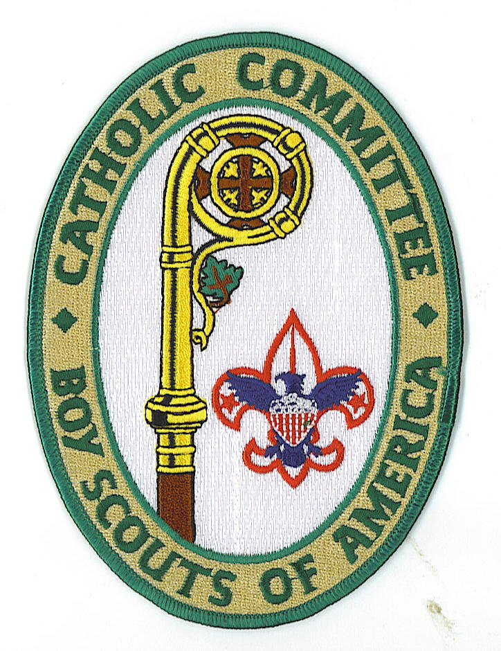 Catholic Committee  on Scouting Patch