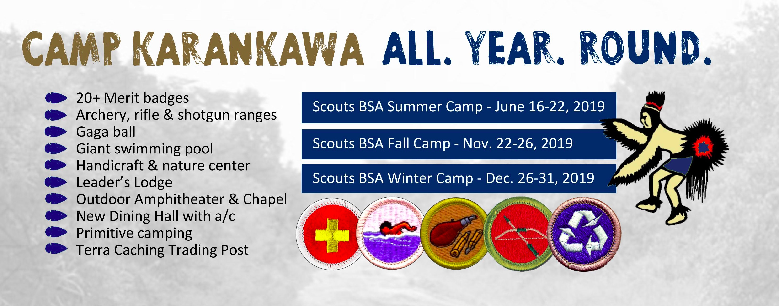 Camp K Camps 2019