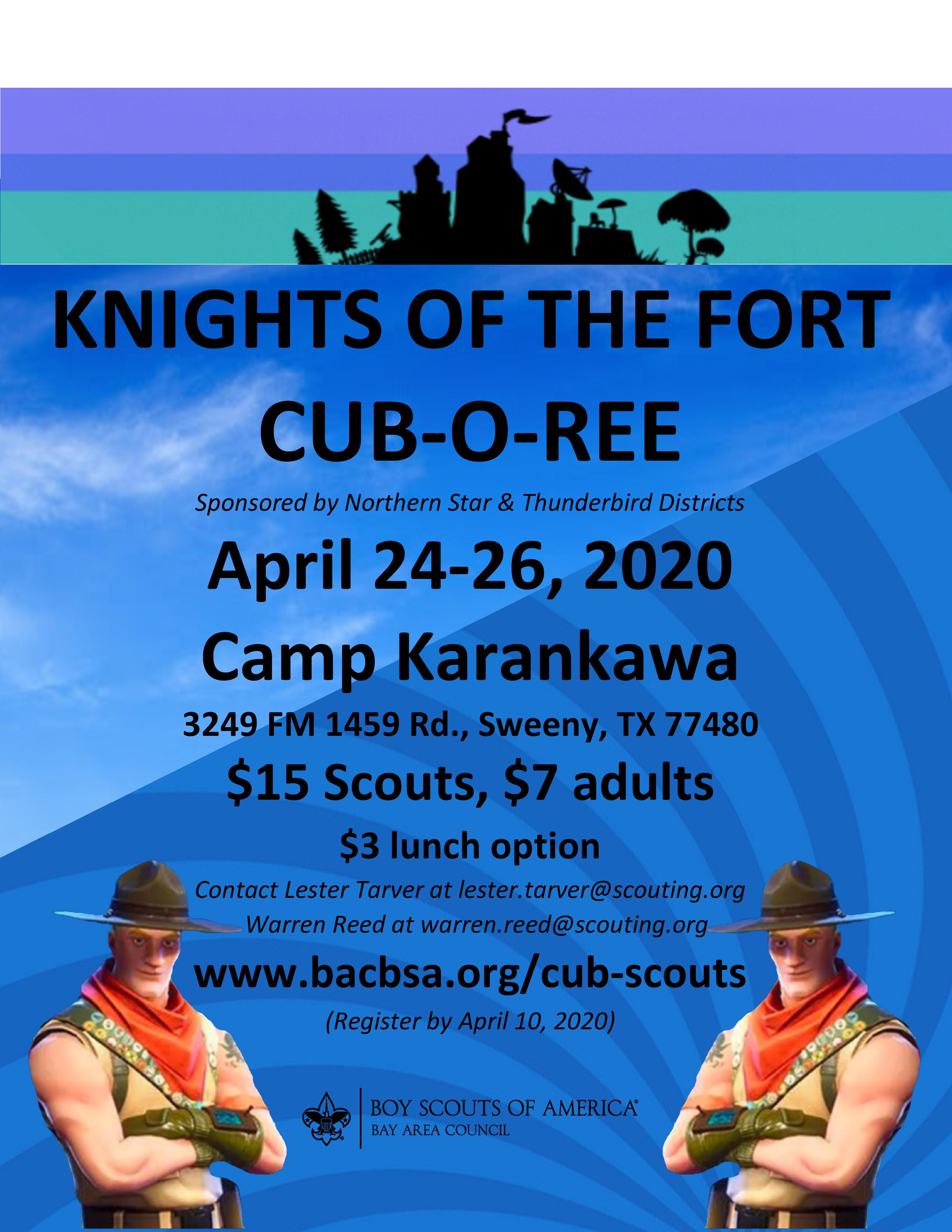 Knights of the Fort