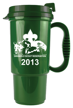GSR 2013 Plastic Travel Mug