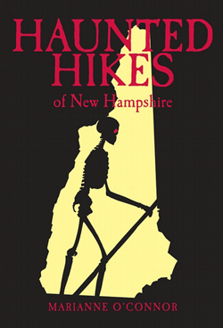 Haunted Hikes of New Hampshire Book