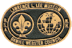 Scouting Museum Belt Buckle
