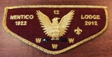 90th Anniversary Lodge Flap