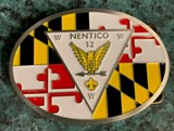 Nentico Lodge Belt Buckle