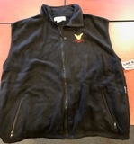 Fleece Vest Size Medium