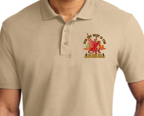 Expo Adult Size Polo Shirt