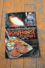 Iron Horse Cookery Cookbook