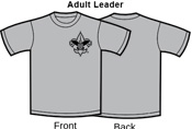A. Adult Leader Men's T-Shirt
