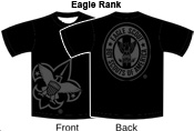 C. Eagle Rank T-Shirts