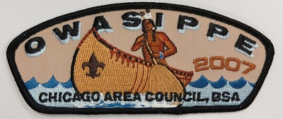 2007 Owasippe Patch