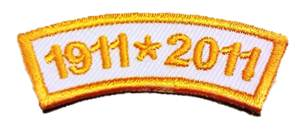 Owasippe Scout Reservation 100th Anniversary  Rockers