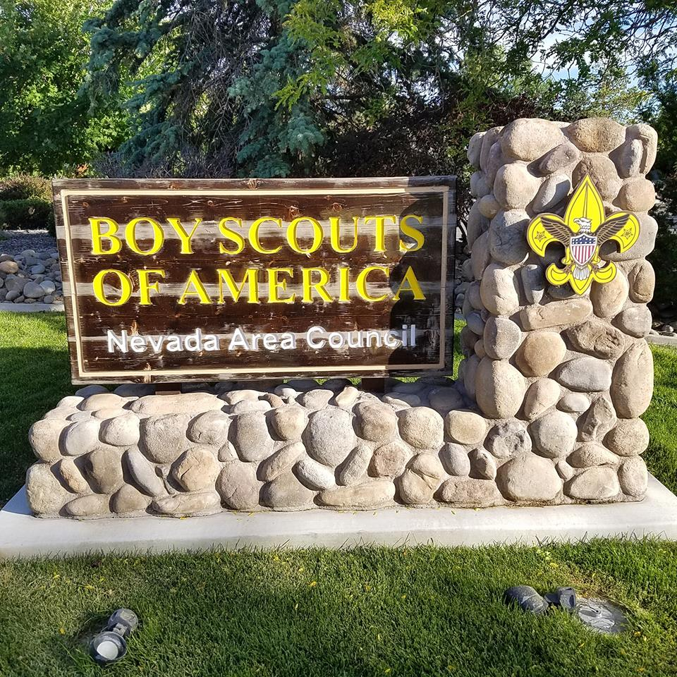 When is Scout Sunday 2019?